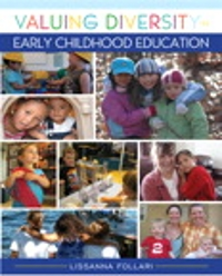 Valuing Diversity in Early Childhood Education 1st Edition 9780133522402 0133522407