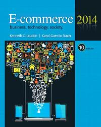 E-Commerce 2014 10th Edition 9780133024449 013302444X