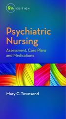 Pyschiatric Nursing 9th Edition 9780803643956 0803643950