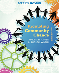 Promoting Community Change 6th Edition 9781305101944 1305101944
