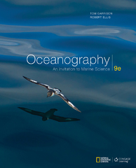 Oceanography 9th Edition 9781305105164 1305105168