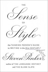 The Sense of Style 1st Edition 9780670025855 0670025852