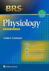 BRS Physiology 6th Edition 9781451187953 1451187955