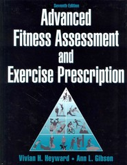 Advanced Fitness Assessment and Exercise Prescription with Online Video 7th Edition 9781450466004 1450466001