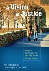 A Vision of Justice 1st Edition 9780814682418 0814682413
