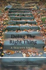 Doing the Right Thing 1st Edition 9781460225486 1460225481