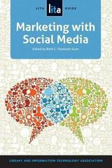 Marketing with Social Media 1st Edition 9781555709723 1555709729