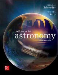 Pathways to Astronomy 4th Edition 9780073512242 0073512249