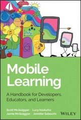 Mobile Learning 1st Edition 9781118894309 1118894308