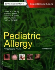 Pediatric Allergy: Principles and Practice 3rd Edition 9780323298759 0323298753