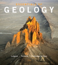 Essentials of Geology Plus MasteringGeology with eText -- Access Card Package 12th Edition 9780321949806 0321949803