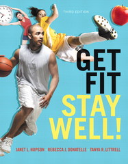 Get Fit, Stay Well! Plus MasteringHealth with eText -- Access Card Package 3rd Edition 9780321911841 0321911849