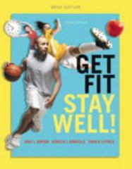 Get Fit, Stay Well! Brief Edition Plus MasteringHealth with eText -- Access Card Package 3rd Edition 9780321944443 0321944445