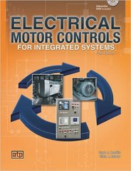 Electrical Motor Controls for Integrated Systems 5th Edition 9780826912268 0826912265