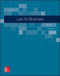 Law for Business 12th Edition 9780078023811 0078023815