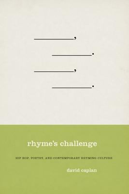 Rhyme's Challenge 1st Edition 9780195337136 0195337131