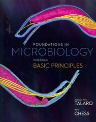 Foundations in Microbiology 9th Edition 9780077731052 0077731050
