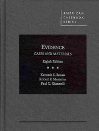 Evidence 8th Edition 9780314281470 0314281479