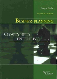 Business Planning 4th Edition 9780314289605 0314289607
