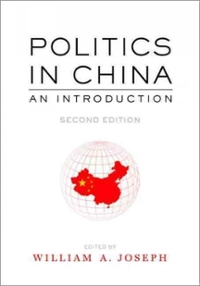 Politics in China 2nd Edition 9780199384822 0199384827