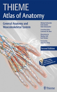 General Anatomy and Musculoskeletal System (THIEME Atlas of Anatomy) 2nd Edition 9781604069228 1604069228
