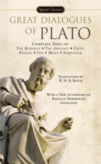 Great Dialogues of Plato 1st Edition 9780451471703 0451471709
