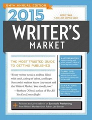 2015 Writer's Market 94th Edition 9781599638409 1599638401
