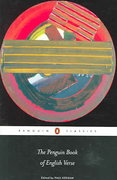 The Penguin Book of English Verse 1st Edition 9780140424546 0140424547