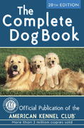 The Complete Dog Book 20th edition 9780345476265 0345476263