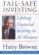Fail-Safe Investing 1st edition 9780312263218 031226321X