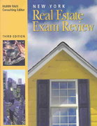 New York Real Estate Exam Review 3rd edition 9780793167876 0793167876