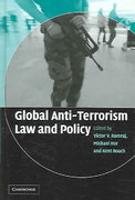 Global Anti-Terrorism Law and Policy 1st edition 9780521108706 0521108705