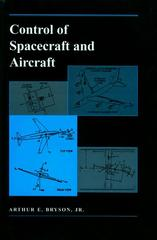 Control of Spacecraft and Aircraft 1st Edition 9781400880034 1400880033