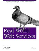 Real World Web Services 0 9780596006426 059600642X