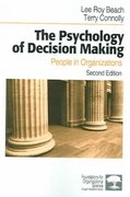 The Psychology of Decision Making 2nd edition 9781412904407 1412904404