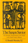 The Saxon Savior 1st Edition 9780195097207 0195097203