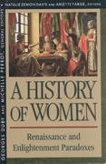 A History of Women 1st edition 9780674403673 0674403673