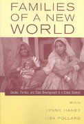 Families of a New World 1st edition 9780415934473 0415934478