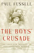 The Boys' Crusade 1st Edition 9780679640882 0679640886