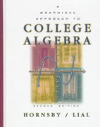 A Graphical Approach to College Algebra 2nd edition 9780321028471 0321028473