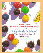 Student Study Guide for The Basic Practics of Statistics, Second Edition 2nd edition 9780716736172 0716736179