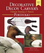 The Decorative Decoy Carver's Ultimate Painting and Pattern Portfolio 0 9781565232358 1565232356