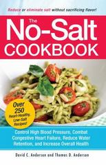 The No-Salt Cookbook 1st edition 9781580625258 1580625258