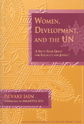 Women, Development, and the Un 0 9780253218193 0253218195