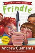 Frindle 10th Edition 9780689806698 0689806698