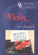 The Cambridge Companion to the Violin 0 9780521399234 0521399238