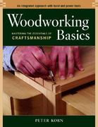 Woodworking Basics 1st Edition 9781561586202 156158620X