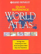 Quick Reference World Atlas 4th Edition 9780528837333 0528837338