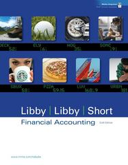 Financial Accounting 6th edition 9780073526881 0073526886