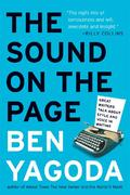 The Sound on the Page 1st Edition 9780060938222 0060938226